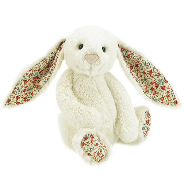 Jellycat Blossom Bashful Bunny Medium - Cream