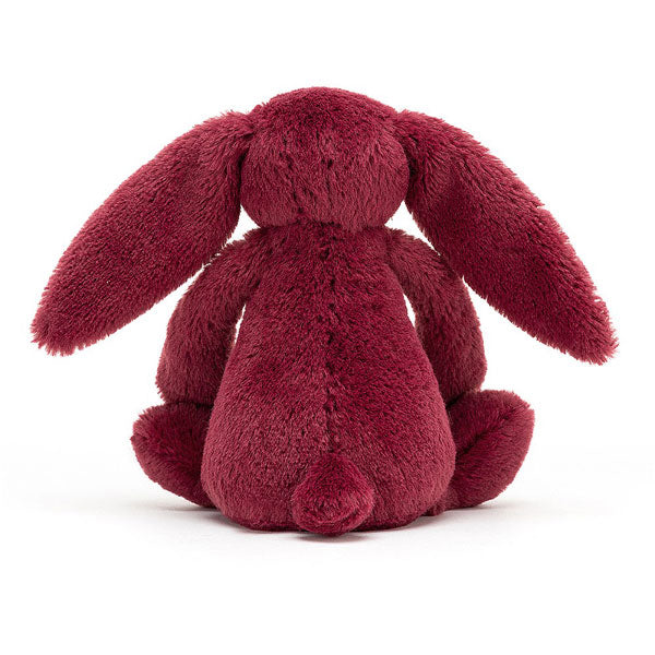Jellycat Bashful Bunny Medium - Sparkly Cassis