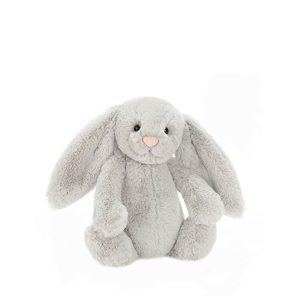 Jellycat Bashful Bunny Small - Silver