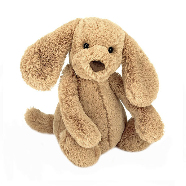 Jellycat Bashful Puppy Medium - Toffee