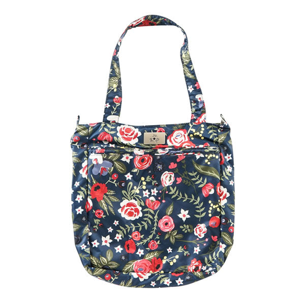 Ju-Ju-Be Be Light Tote - Midnight Posy