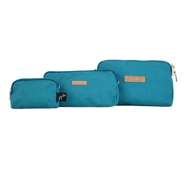 Ju-Ju-Be Be Set Bags - Teal Lagoon