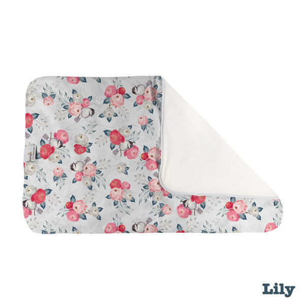 Kanga Care Print Changing Pad - Lily