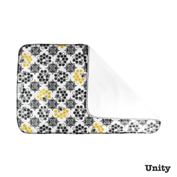 Kanga Care Print Changing Pad and Sheet Saver - Unity