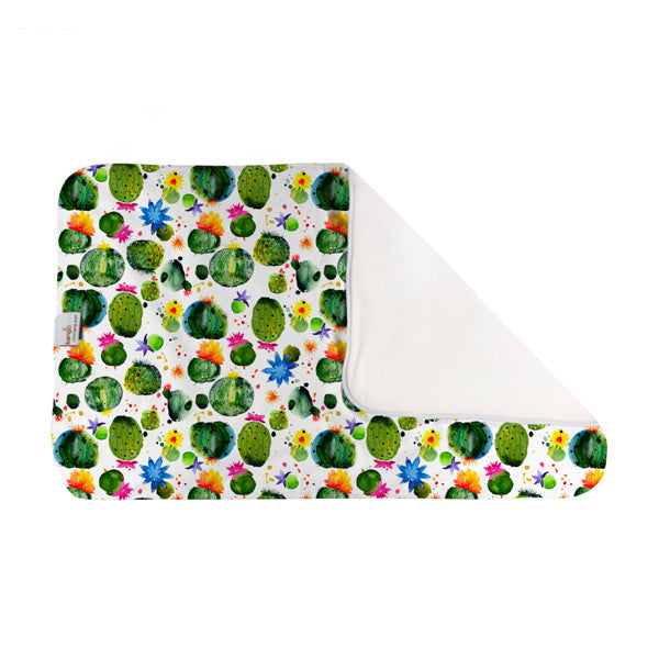Kanga Care Print Changing Pad and Sheet Saver