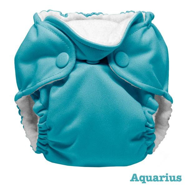 Kanga Care Colour Lil Joey AIO Cloth Nappies - Aquarius