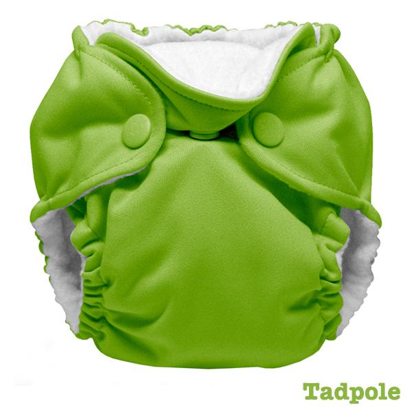Kanga Care Colour Lil Joey AIO Cloth Nappies - Tadpole