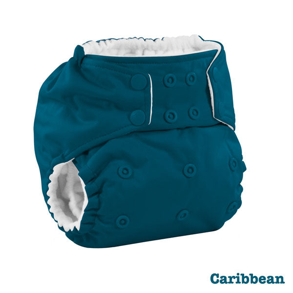 Kanga Care Colour Rumparooz Cloth Nappy - Caribbean