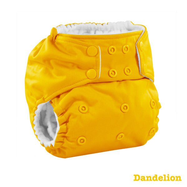 Kanga Care Colour Rumparooz Cloth Nappy - Dandelion