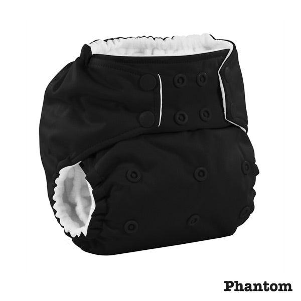 Kanga Care Colour Rumparooz Cloth Nappy - Phantom