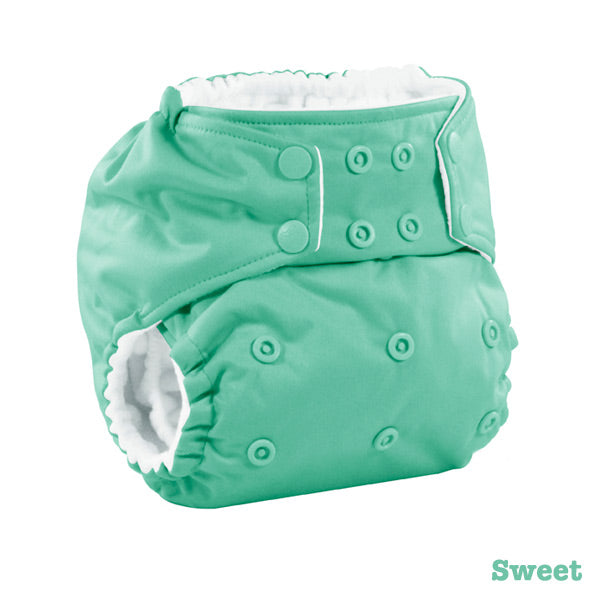 Kanga Care Colour Rumparooz Cloth Nappy - Sweet