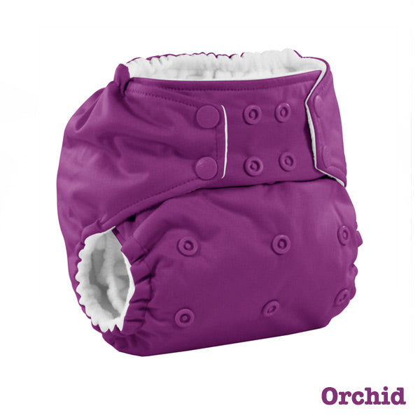 Kanga Care Colour Rumparooz Cloth Nappy - Orchid
