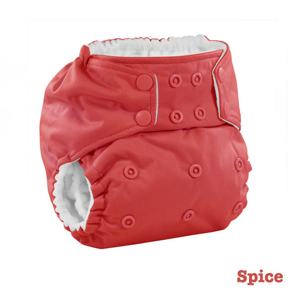 Kanga Care Colour Rumparooz Cloth Nappy - Spice