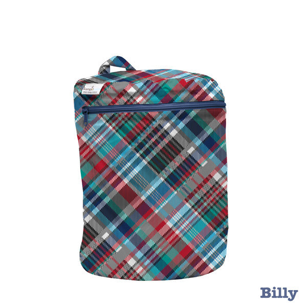Kanga Care Print Wet Bag Mini - Billy