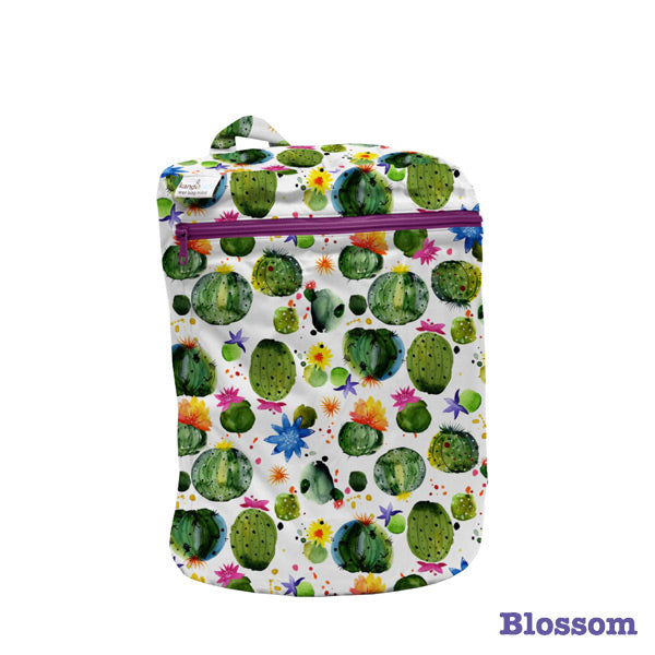 Kanga Care Print Wet Bag Mini - Blossom