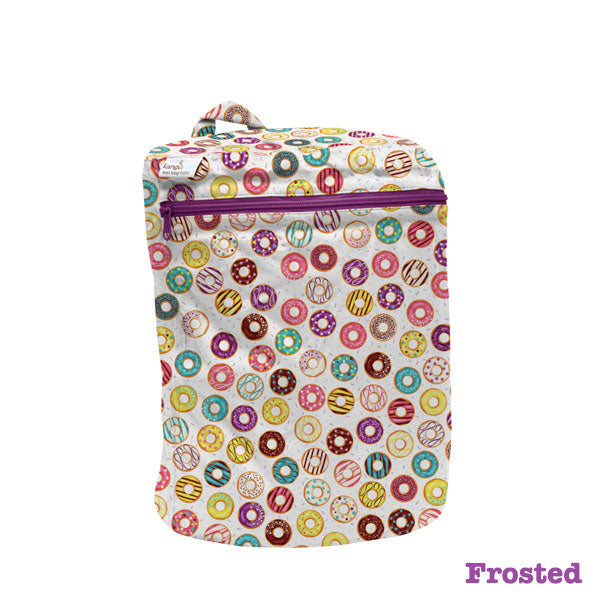 Kanga Care Print Wet Bag Mini - Frosted