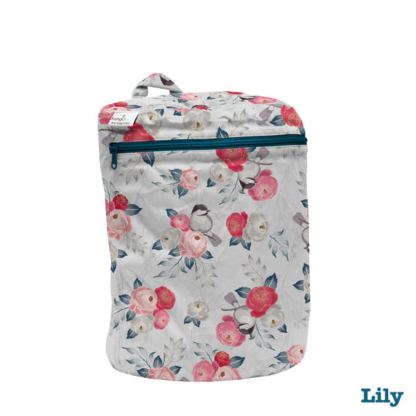 Kanga Care Print Wet Bag Mini - Lily