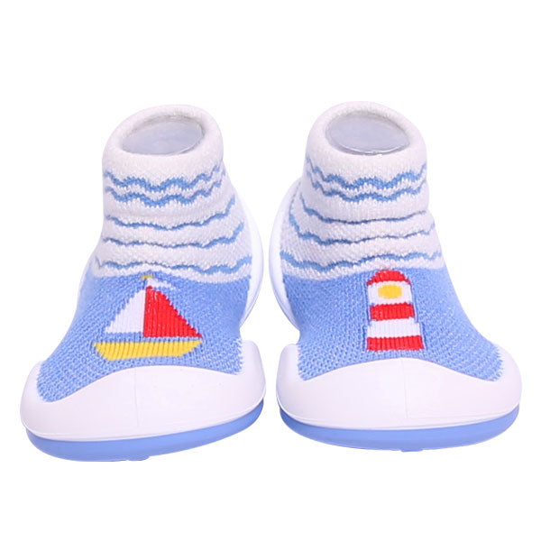 Komuello First Walker Shoes - Mini Boat