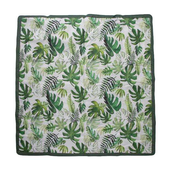 Little Unicorn Outdoor Blanket - Tropical Leaf