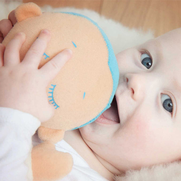 Lulla Doll Baby Sleep Companion - Sky