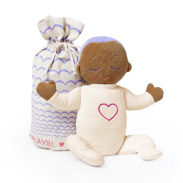 Lulla Doll Baby Sleep Companion - Lilac