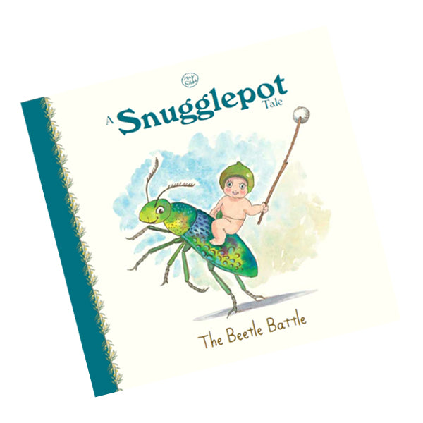May Gibbs Gumnut Babies Board Book - A Snugglepot Tale, The Beetle Battle