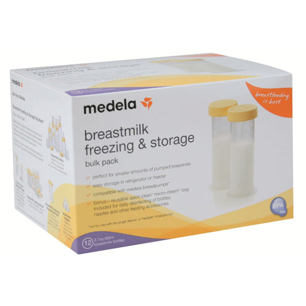 Medela Breastmilk Freezing and Storage Bulk Pack