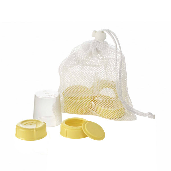 Medela Wide Neck Bottle Spare Parts Set