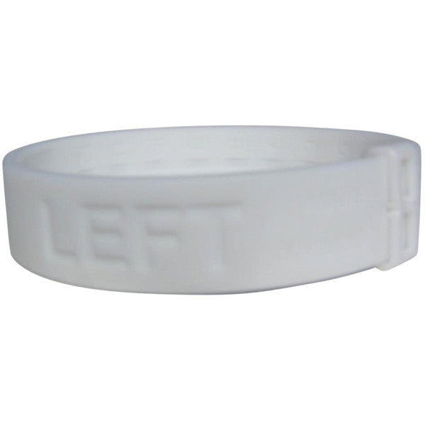 Milk Bands Nursing Bracelet - White