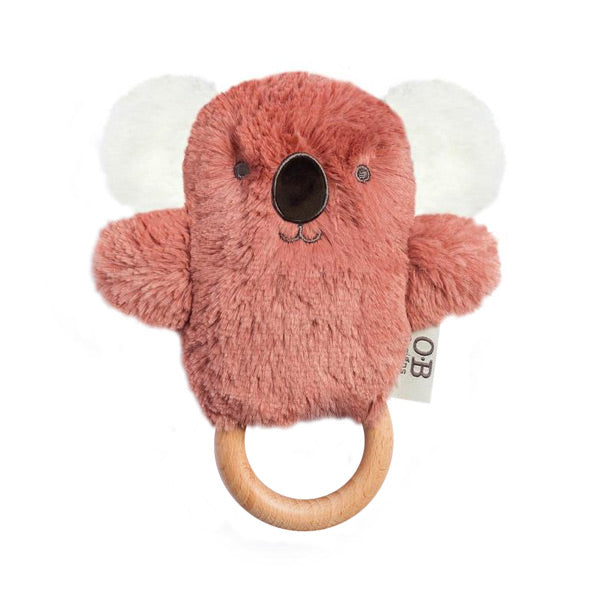 OB Designs Kate Koala Wooden Teether