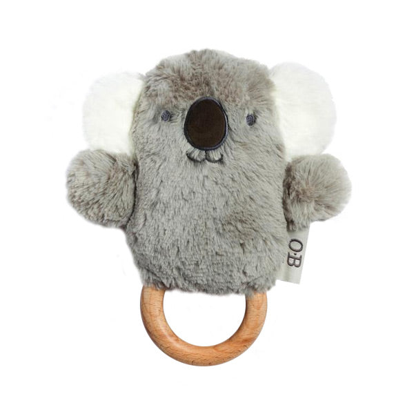 OB Designs Kelly Koala Wooden Teether