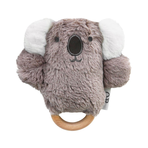 OB Designs Kobe Koala Wooden Teether