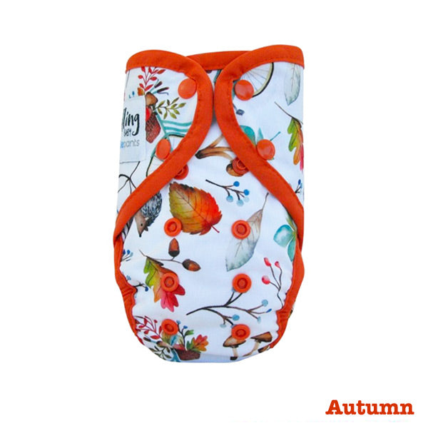 Seedling Baby Paddle Pants Reusable Swim Nappy - Autumn