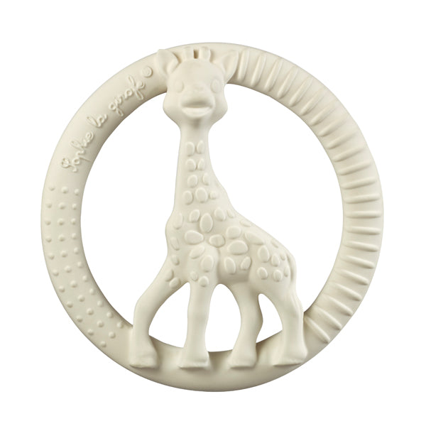 Vulli Sophie the Giraffe So Pure Circle Teether