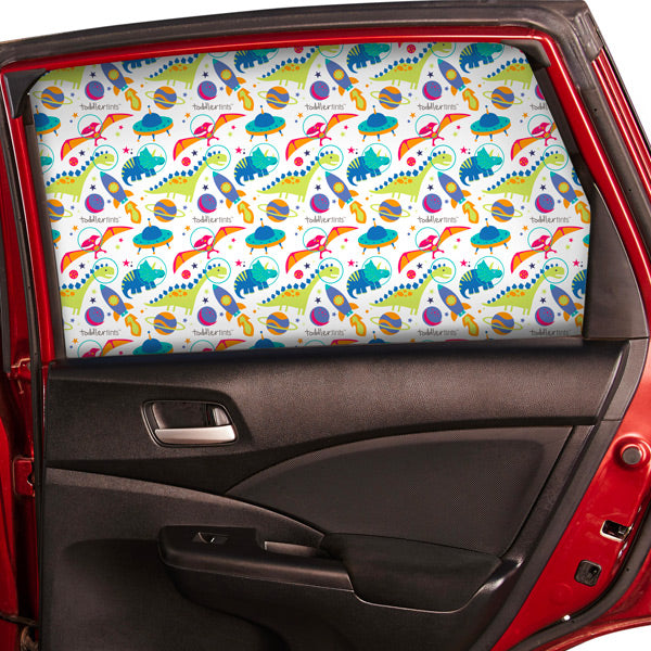 Toddler Tints Car Window Shade - Large Size