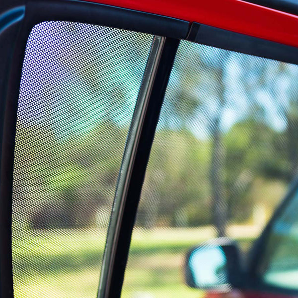 Toddler Tints Car Window Shade - Just Black