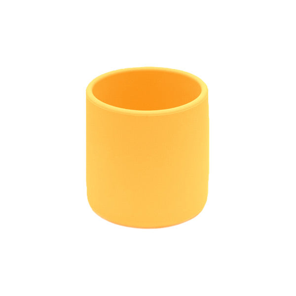 We Might Be Tiny Silicone Grip Cup - Yellow