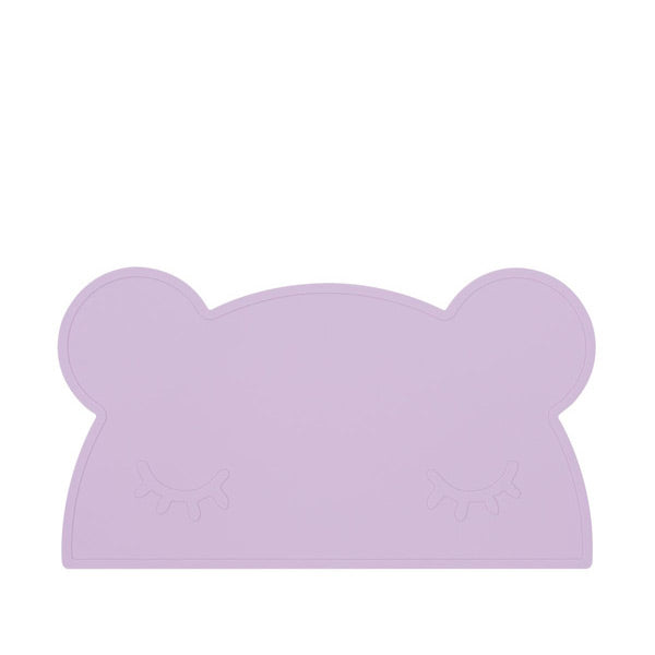We Might Be Tiny Placie Silicone Placemat - Bear
