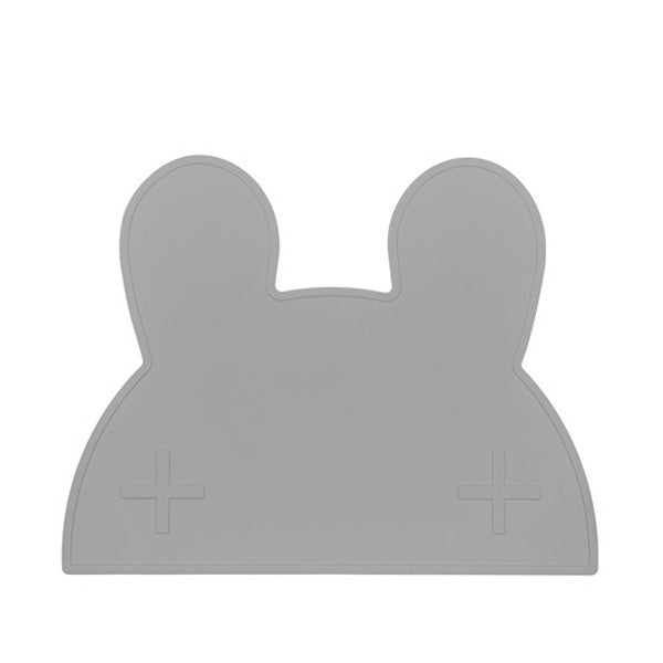 We Might Be Tiny Placie Silicone Placemat - Bunny