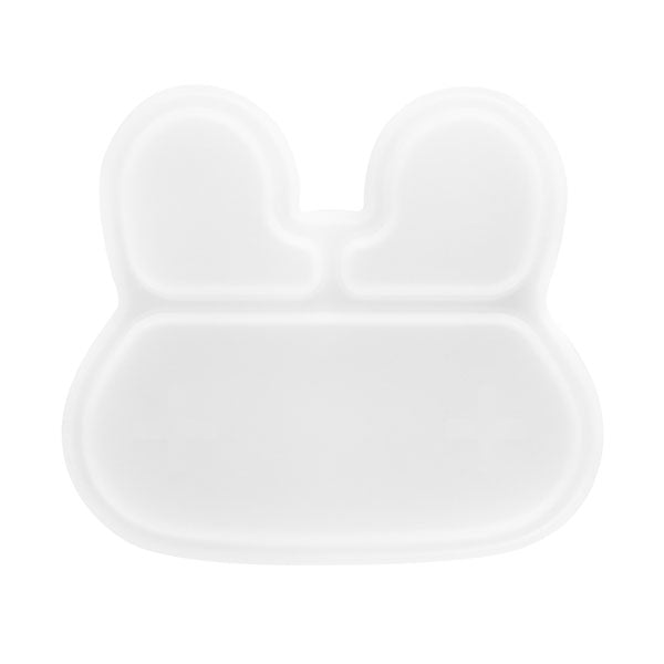 We Might Be Tiny Stickie Plate Lid - Bunny