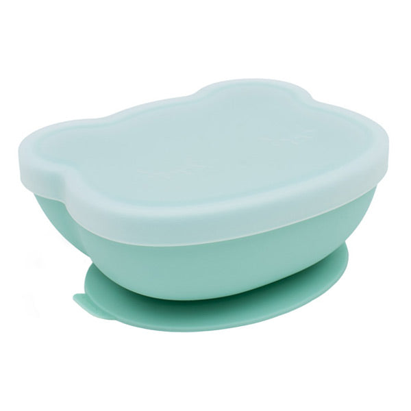 We Might Be Tiny Stickie Silicone Bowl - Mint