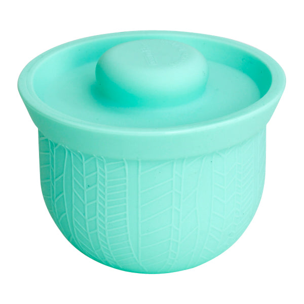 Wean Meister Silicone AdoraBowls - Mint