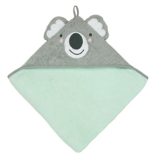 Weegoamigo Colourplay Hooded Towel - Koala