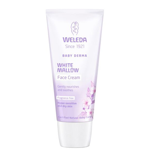 Weleda White Mallow Face Cream
