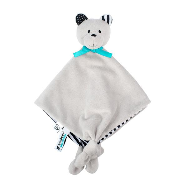 Whisbear DouDou Cuddly Blanket - Bear