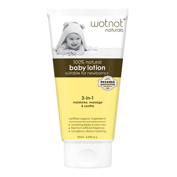Wotnot Baby Lotion