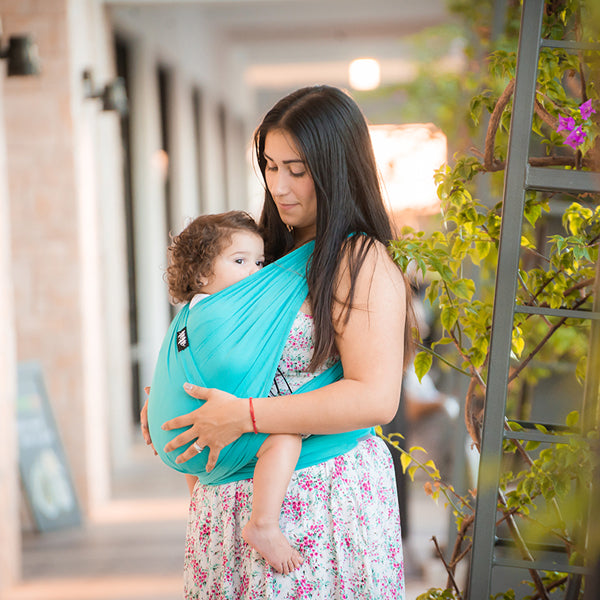 XOXO Baby Carrier - Lite - Teal