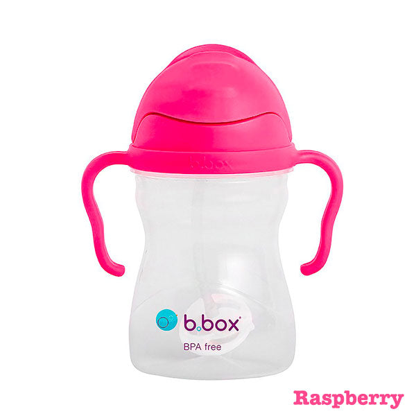 b.box NEW Sippy Cup - Raspberry