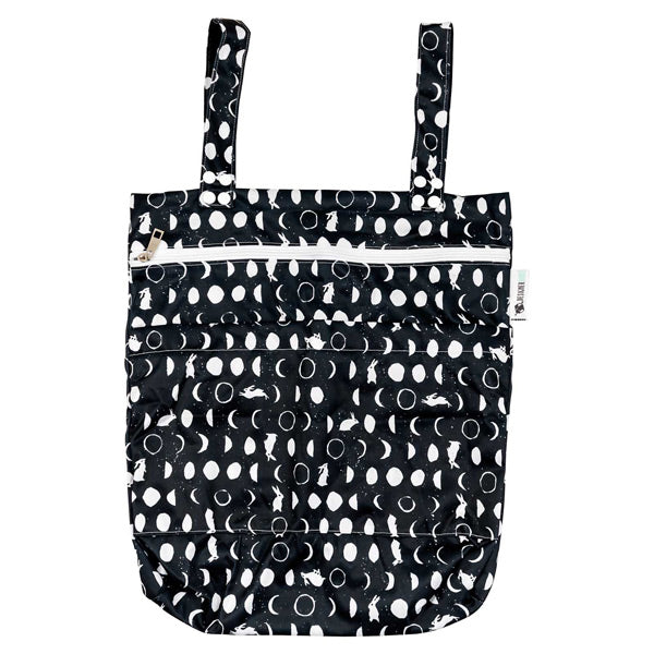 Designer Bums Wet Bag - Moonspell Collection - Bunny Moon