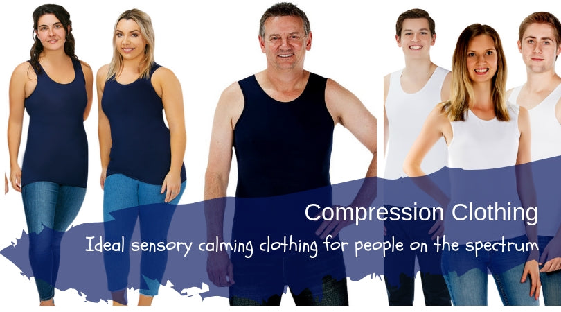 How Calming Compression Clothing can be Beneficial (for adults & children)